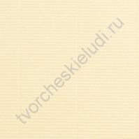 Кардсток текстурированный 30х30 см, цвет кремовый, плотность 300 гр/м2