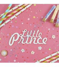 Заготовка для тиснения Little Prince, 13х6.5 см