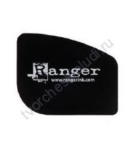 Пластиковая карточка для сбора пудры от Ranger
