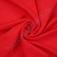 Искусственная замша двусторонняя, плотность 310 г/м2, размер 50х75 см (+/- 2см), цвет красный