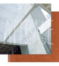 Бумага для скрапбукинга двусторонняя, коллекция ФОНОteka II, 30.5х30.5 см плотность 190г/м, лист Каменные джунгли