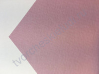 Кардсток текстурированный 30х30 см, цвет пыльно-розовый, плотность 250 гр/м2