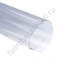 Лист пленки толщ. 0.2 мм, размер А4, цвет прозрачный
