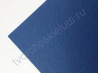 Кардсток текстурированный 30х30 см, цвет синий, плотность 250 гр/м2