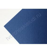 Кардсток текстурированный 30.5х30.5 см, цвет синий, плотность 250 гр/м2