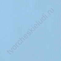 Кардсток текстурированный Лагуна (lagoon), 30.5х30.5 см, 216 гр/м2