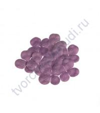 Мини-гортензия 2.5-3 см, 10 шт, цвет св. сиреневый