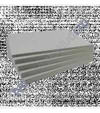 Переплетный картон (чипборд) двусторонний, 30х30 см, толщ 2 мм