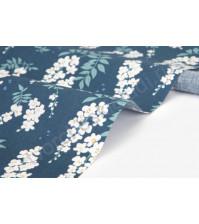Ткань для рукоделия Wisteria, 100% хлопок, плотность 165 гр/м2, размер 45х55 см