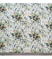 Ткань для рукоделия 100% хлопок, плотность 120г/м2, размер 45х70см (+/- 2см), цвет Полевой букет