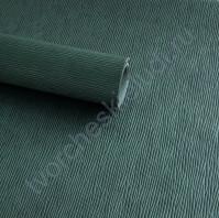 Кожзам переплетный с тиснением Лоза, плотность 255 гр/м2, 70х25 см, цвет темно-зеленый