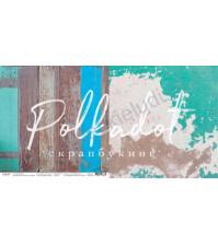 Бумага для скрапбукинга двусторонняя, коллекция Текстура, 30.5х30.5 см, 190 гр\м2, лист Дубовая дверь