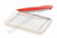 Резак для бумаги гильотинный Рукоделие, 15.2х22 см