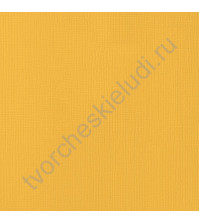 Кардсток текстурированный Одуванчик (Dandelion), 30.5х30.5 см, 216 гр/м2