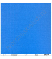Кардсток текстурированный 30.5х30.5 см, цвет Волна, плотность 235 гр/м2