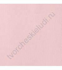Кардсток текстурированный Фламинго (Flamingo), 30.5х30.5 см, 216 гр/м2