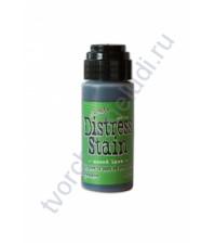 Чернила Tim Holtz™ Distress Stains™ на водной основе, флакон с аппликатором емкостью 29 мл, цвет скошенный газон (mowed lawn)