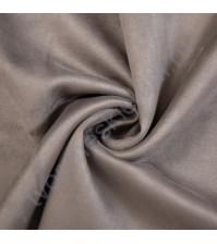 Искусственная замша Suede, плотность 230 г/м2, размер 50х70см (+/- 2см), цвет угольный