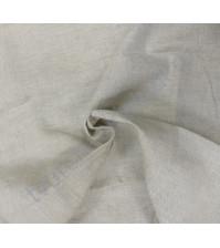 Ткань для рукоделия 50х50см, 100% лен, цвет натуральный