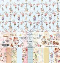 Набор бумаги My honey bunny, 30.5х30.5 см, 190 гр/м, 11 листов