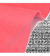 Кожзам переплетный на полиуретановой основе плотность 230 гр/м2, 50х35 см, цвет B920-светло-красный