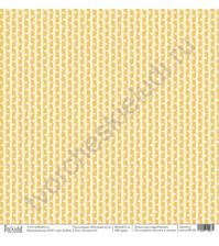 Бумага для скрапбукинга односторонняя коллекция Млечный путь, 30.5х30.5 см, 190 гр/м, лист Полетели!