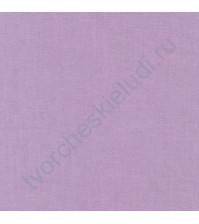 Ткань для рукоделия 50х110 см, 100% хлопок, цвет светло-фиолетовый