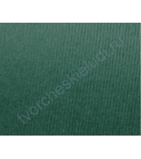 Кардсток текстурированный 30х30 см, цвет изумрудный, плотность 280 гр/м2