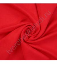 Искусственная замша Suede, плотность 230 г/м2, размер 35х50см (+/- 2см), цвет красный