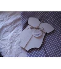 Заготовка для альбома Бодик, размер 20.5х23 см, 6 листов