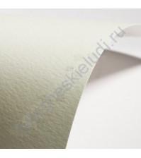 Кардсток текстурированный 30.5х30.5 см, цвет кремовый, плотность 250 гр/м2