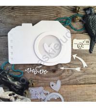 Набор ножей для вырубки Фото-альбом, 6 элементов