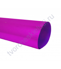 Термотрансферная пленка, цвет яркая фуксия,металлик, 25х25 см, SC101007