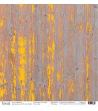 Бумага для скрапбукинга односторонняя коллекция Текстура, 30.5х30.5 см, 190 гр/м, лист Вяз
