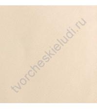 Кардсток текстурированный Ваниль, размер 30.5х30.5 см, плотность 220 гр/м