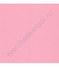 Кардсток текстурированный 30.5х30.5 см, плотность 216 гр/м, цвет Лососевый