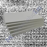 Переплетный картон (чипборд) двусторонний, формат 30х30 см, толщ 1.5 мм