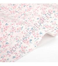 Ткань для рукоделия Charming sweet pond, 100% хлопок, плотность 165 гр/м2, размер 45х55 см