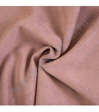 Искусственная замша Suede, плотность 230 г/м2, размер 50х70см (+/- 2см), цвет пыльный розовый