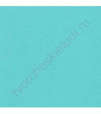 Кардсток текстурированный 30.5х30.5 см, плотность 216 гр/м, цвет Мятно-бирюзовый
