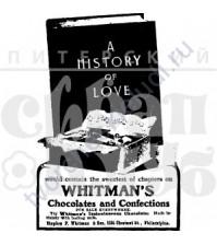 ФП печать (штамп) Шоколад История любви, 3.4х5 см
