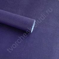 Кожзам переплетный с тиснением Питон, плотность 255 гр/м2, 70х50 см, цвет фиолетовый