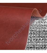 Кожзам переплетный на полиуретановой основе плотность 230 гр/м2, 50х70 см, цвет 4712-коричневый