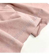 Искусственная замша двусторонняя, плотность 260 г/м2, размер 50х70 см (+/- 2см), цвет королевский розовый