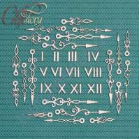Набор чипборда Набор стрелок, 32 элемента
