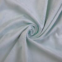 Искусственная замша Suede, плотность 230 г/м2, размер 50х70см (+/- 2см), цвет мятный