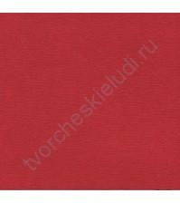 Кардсток текстурированный 30.5х30.5 см, цвет Пунцовый, плотность 235 гр/м2