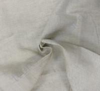 Ткань для рукоделия 50х70см, 100% лен, цвет натуральный