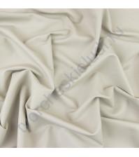 Матовая эко-кожа на замшевой основе, плотность 400 гр/м2, 70х50 см, цвет молочно-серый