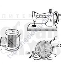 ФП печать (штамп) Картинки для тегов, 3 элемента